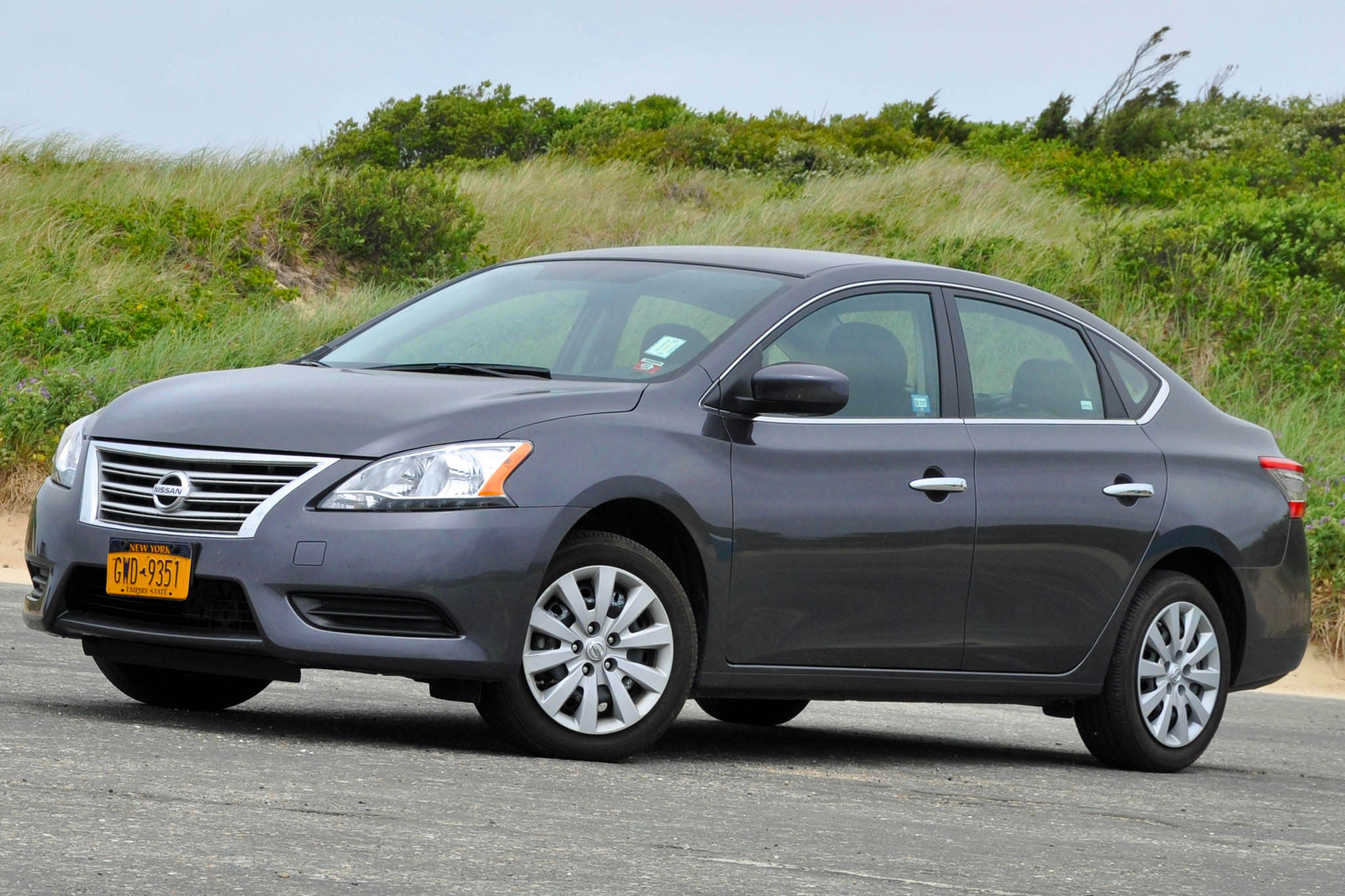 Roadtrip New England in the 2015 Nissan Sentra  Autoweb