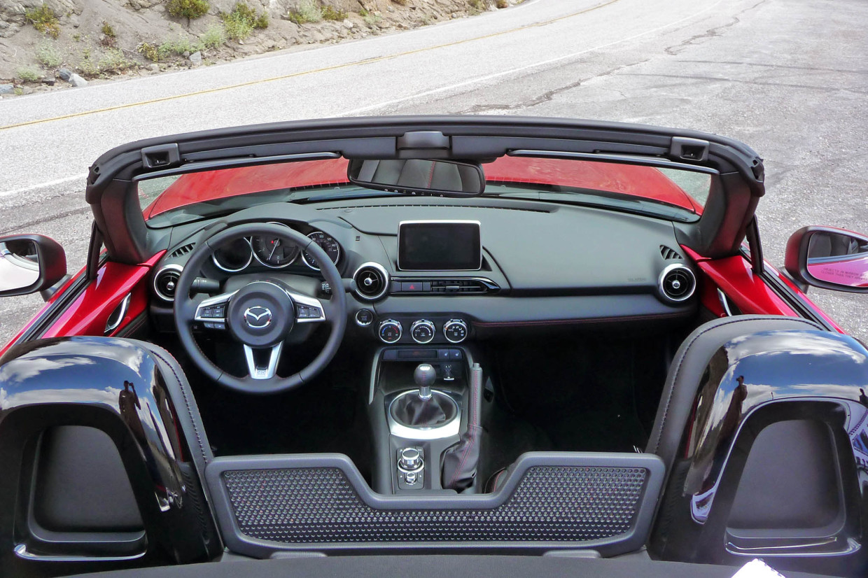 Perfect 2016 Mazda MX5 Miata First Drive  Autoweb