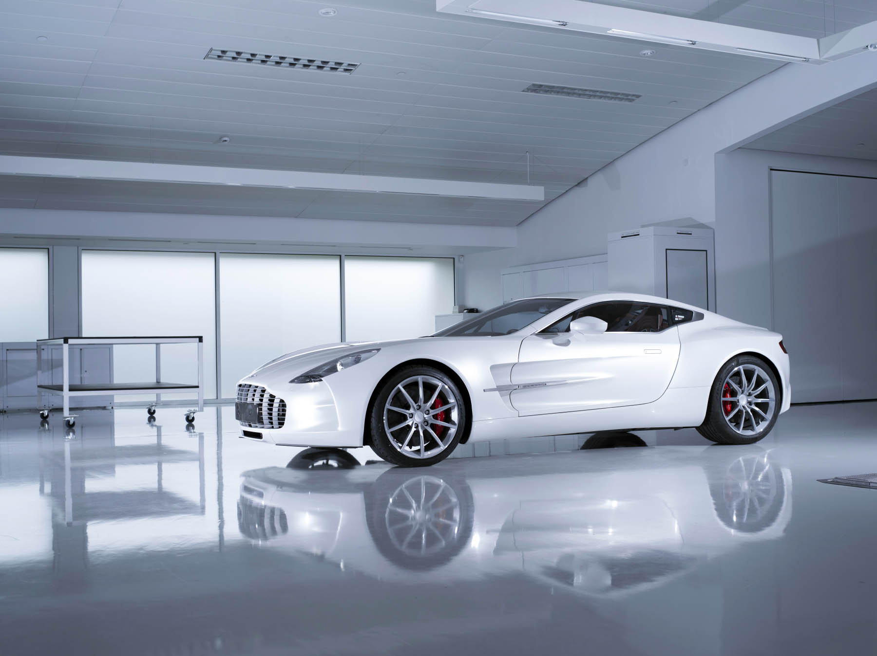 AutoWeb Interviews Miles Nurnberger, Chief Designer At Aston Martin