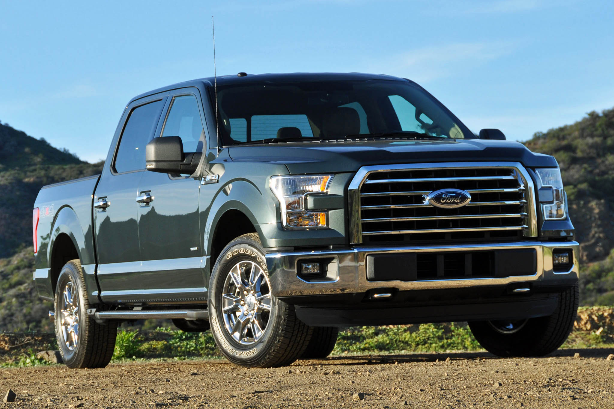 2015 Ford F 150 Xlt Supercrew Review Autoweb