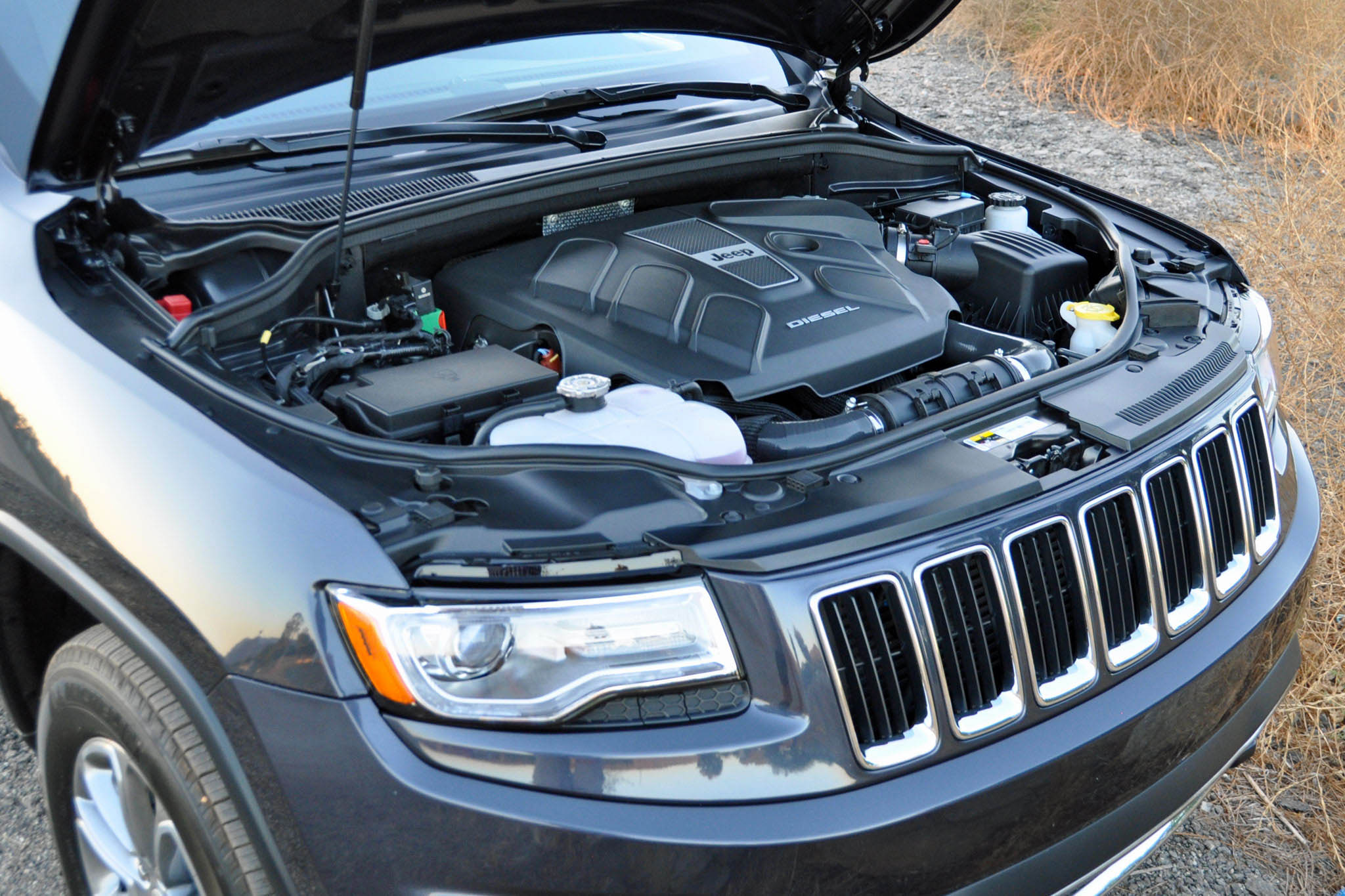 2015 Jeep Grand Cherokee EcoDiesel: Review - Autoweb