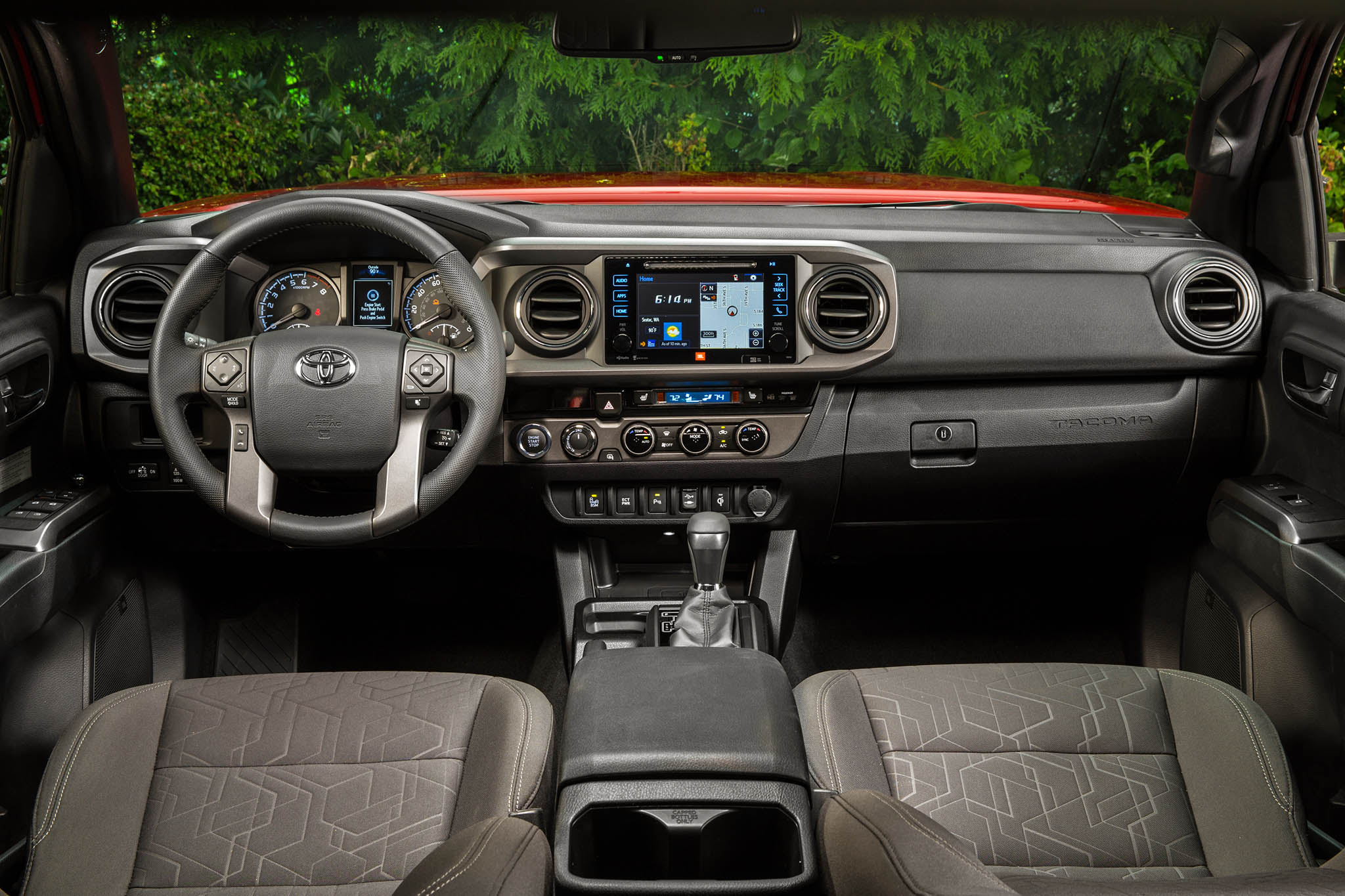 AutoWeb 2015 October First Drive 2016 Toyota Tacoma